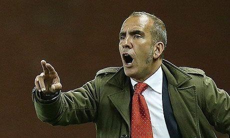Paolo Di Canio, nuevo mánager del Sunderland
