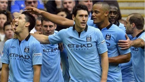 El City consigue en Wembley su pase a la final de la FA Cup