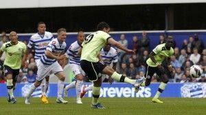 Ben Arfa empata el partido de penalty.