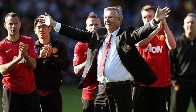 Un final a la altura de Sir Alex Ferguson