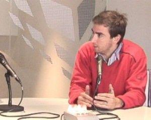 """Entrevista a Ricardo Altable (II) """"Aquí los periodistas tenemos un puntito de soberbia"""""""