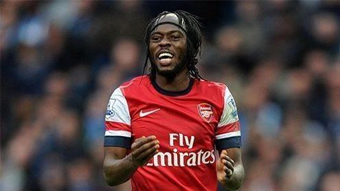 Gervinho podría abandonar el Arsenal este verano