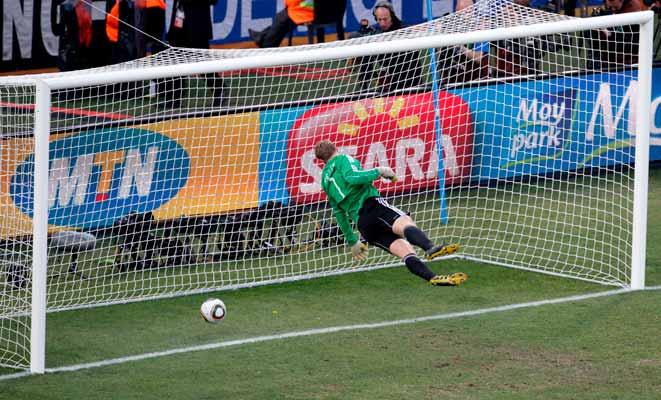 El gol de Lampard debió subir al marcador