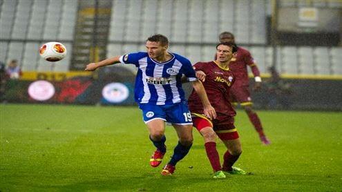 El Wigan saca un punto en Bélgica