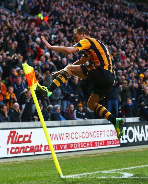 El trabajo defensivo del Hull da la victoria ante el Liverpool