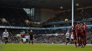 Momento del gol de Eriksen   BBC Sports