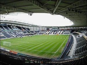 Nationwide League Division Three: Hull City v Northampton Town