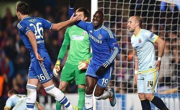 El Chelsea no se complica ni la vida ni el pase