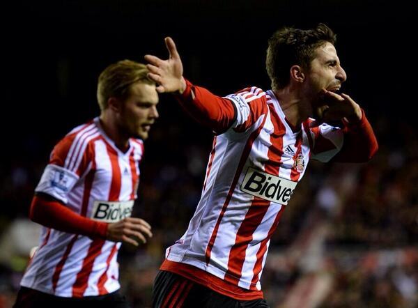 El Sunderland golpea primero en la Capital One Cup
