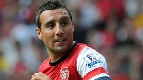 Santi Cazorla, uno de los motores del Arsenal