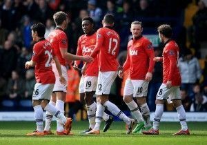 El Manchester United recupera las buenas sensaciones ante el WBA