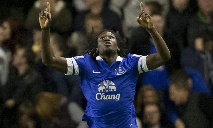 Everton's Romelu Lukaku has scored four goals in four games since arriving on loan from Chelsea