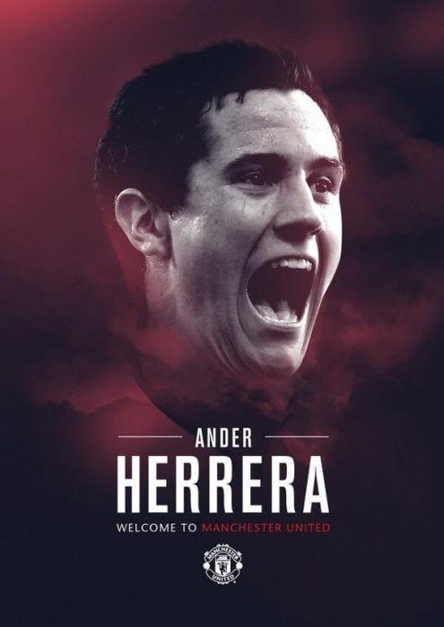 Así ha recibido el United a Herrera