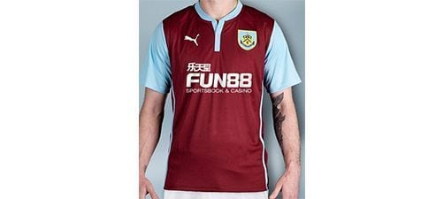 Así vestirá el Burnley en la 2014-2015 | Home & Away kit