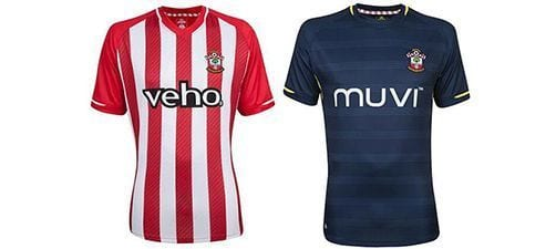 Así vestirá el Southampton en la 2014-2015 | Home & Away kit