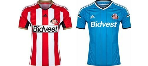 Así vestirá el Sunderland en la 2014-2015 | Home & Away kit