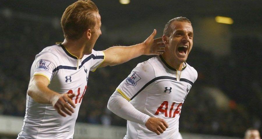 El Tottenham sale de la madriguera