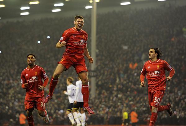 El Liverpool, el equipo que más penaltis ha marcado en la Premier League