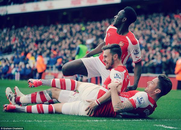El Arsenal sigue su andadura
