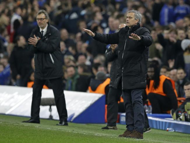 Segunda eliminación del Chelsea en octavos de la Champions con Mourinho