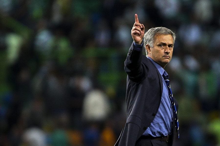 Mourinho, 100 partidos sin recibir goles en la Premier League