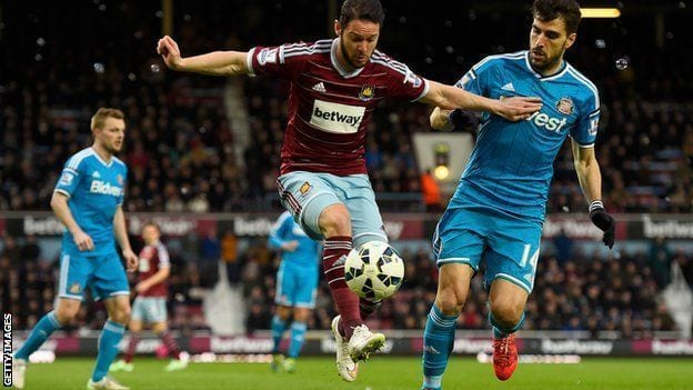Sakho decide y da los tres puntos al West Ham