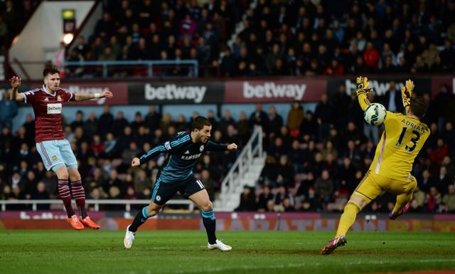 Victoria difícil del Chelsea ante un buen West Ham