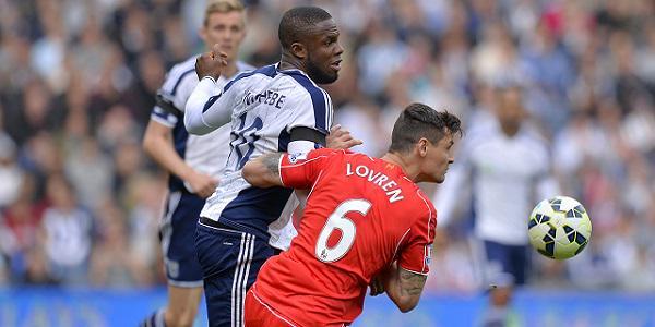 WBA y Liverpool se reparten un punto