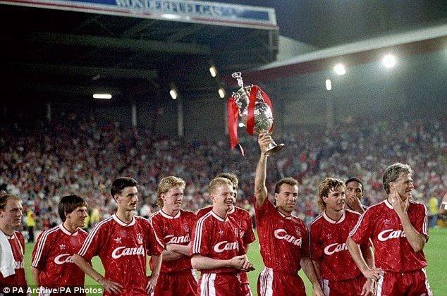 Liverpool: 25 años sin Liga