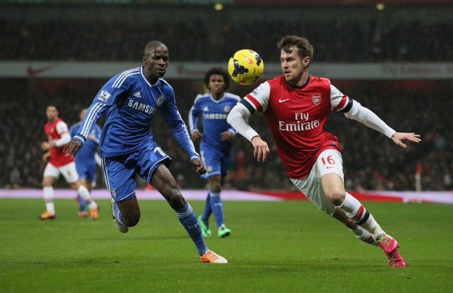 Los precedentes entre Arsenal y Chelsea en la Premier League
