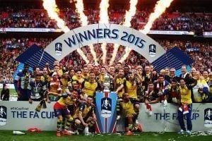 Arsenal FA Cup 2015