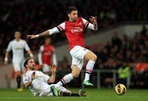 Olivier+Giroud+Arsenal+v+Swansea+City+Premier+XFq5xSu2JCXl