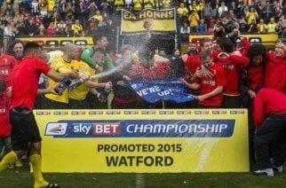 Watford: una esperada vuelta a lo más alto