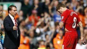 Rodgers-Steven Gerrard-Liverpool