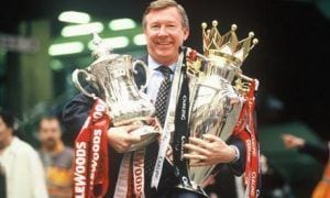 "Sir Alex Ferguson, historia ""red devil"""