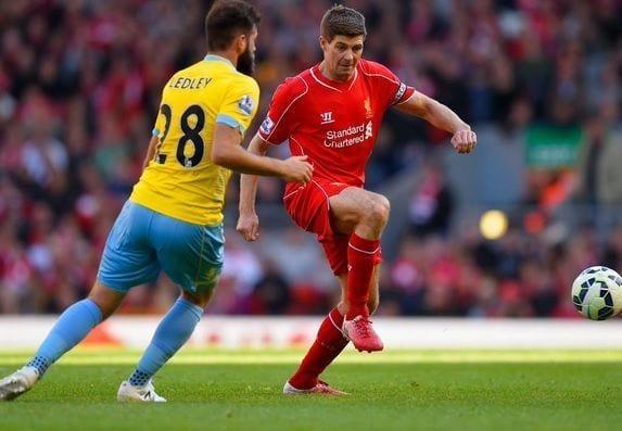 Gerrard se despide de Anfield