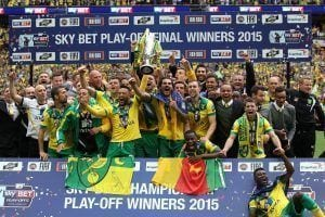 Middlesbrough v Norwich City Sky Bet Championship Play-off Final