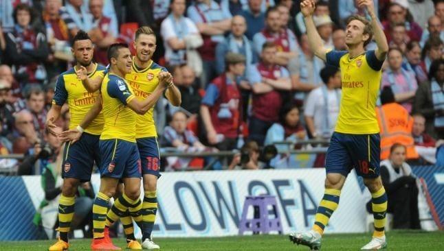 El Arsenal conquistó su segundo bicampeonato de FA Cup