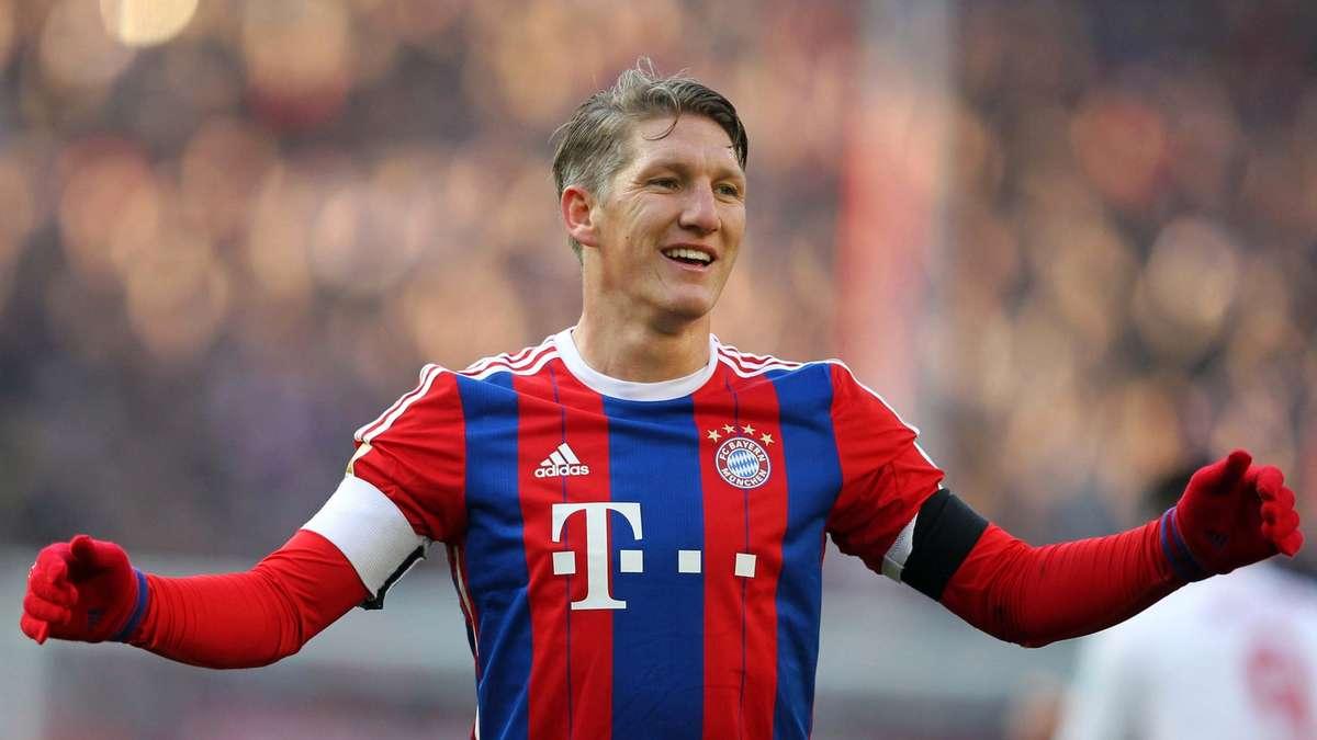 El Manchester United se hace con Bastian Schweinsteiger