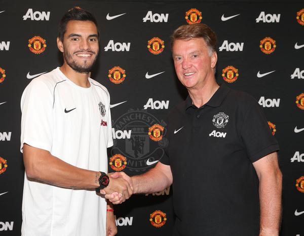 Sergio Romero, nuevo portero del Manchester United