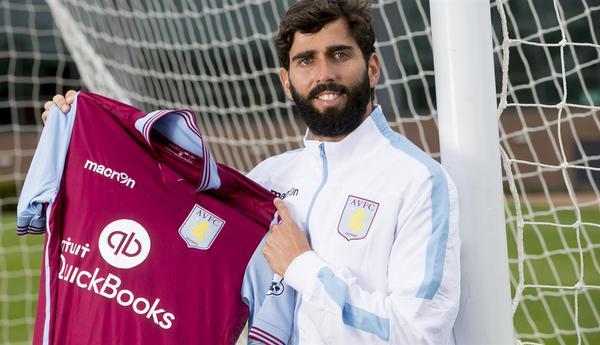 José Ángel Crespo, nuevo refuerzo del Aston Villa