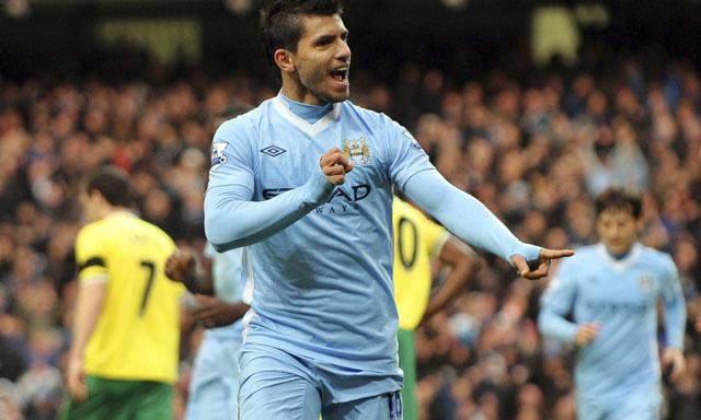 Los jugadores argentinos en el Manchester City