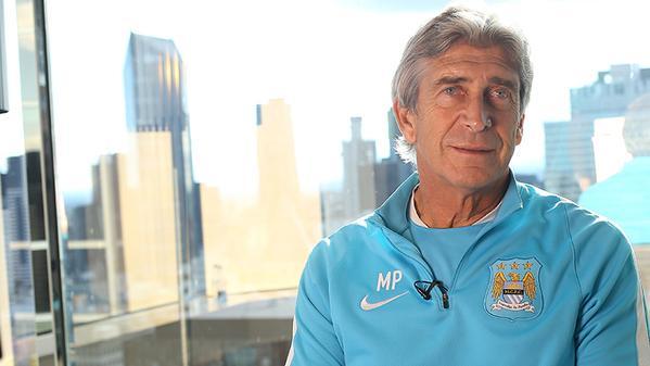 El Manchester City renueva a Manuel Pellegrini