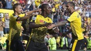 Primera victoria del Watford de Sánchez Flores: resumen de los partidos de las 16h