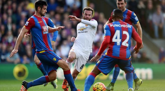 EL Crystal Palace buscará la revancha frente al Manchester United