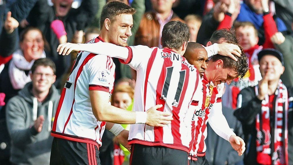 El Sunderland respira a costa del Newcastle