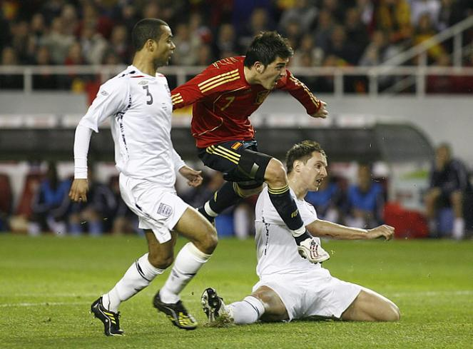 Precedentes recientes entre España e Inglaterra