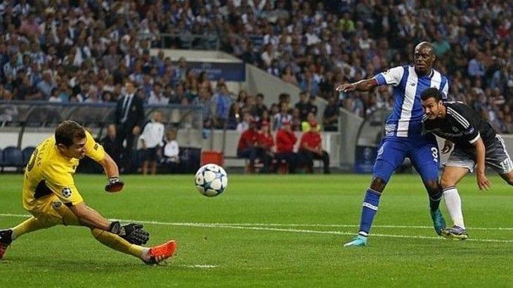 Precedentes entre Chelsea y Oporto