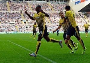 Watford Football Club. Su momento