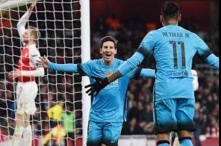 Messi destruye el orden del Arsenal